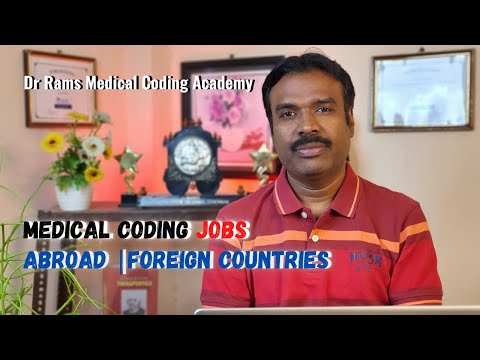 Medical Coding Jobs Abroad | Foreign Countries