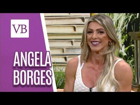 Papo Saudável: Angela Borges - Você Bonita (20/04/18)