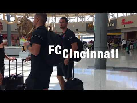 FC Cincinnati at Delta Hub CVG