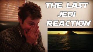 STAR WARS: THE LAST JEDI - TRAILER REACTION