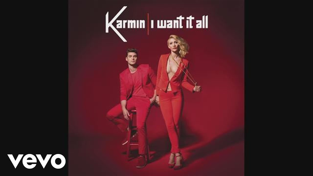 Karmin - I Want It All (Official Audio)