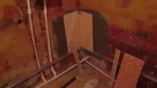 Специальные приспособления для укладки кафельной плитки на неровные стены ( 2 часть )(Когда плитка по высоте не подходит по стенам, то подрезку лучше сделать в низу - не будет бросаться в глаза.н..., 2016-02-24T18:18:57.000Z)