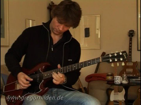 1969 Gibson SG Special P-90 with Fender Vibrolux reverb plus Okko Diablo  Overdrive pedal Part 1