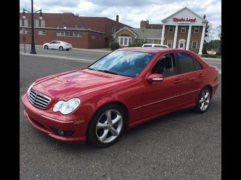 2006 mercedes c230 sport engine misfire funnycat tv for 2006 mercedes benz c230 problems