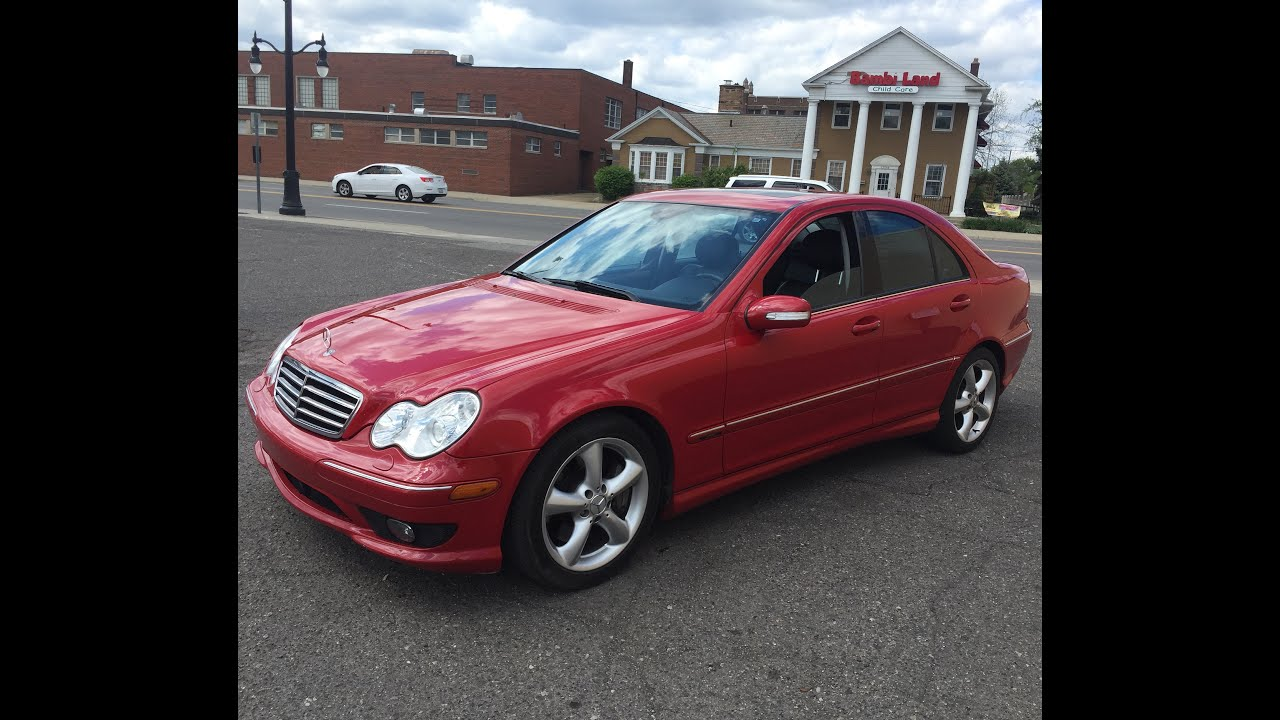 Image gallery 2006 mercedes c230 for 2006 mercedes benz c230 problems