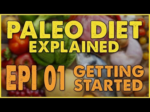 Paleo Diet Explained :: Getting Started :: The EVOO Show