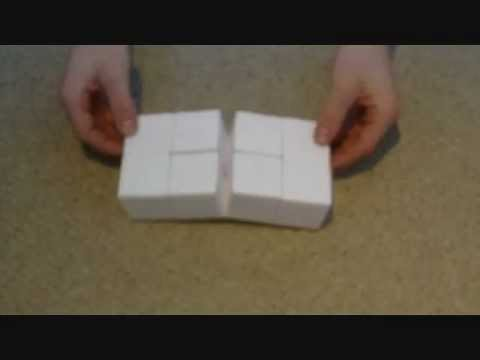Origami Flexicubes Using Jackson Cubes
