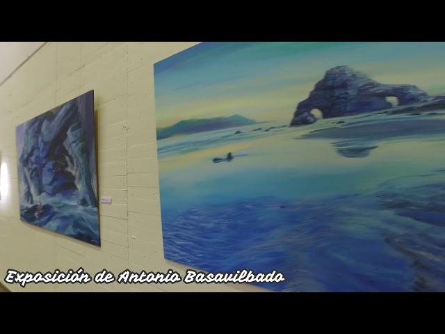 Exposición de Antonio Basavilbado