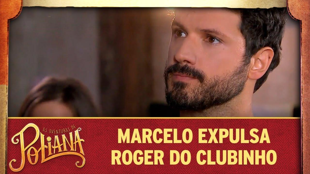 Marcelo expulsa Roger do clubinho | As Aventuras de Poliana