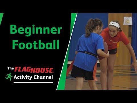 Introduction To Flag Football For Kids (Ep. 101 - Flag Football)