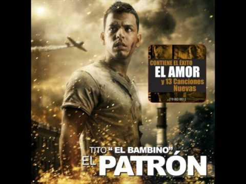 """Tito """"El Bambino""""-El Amor (english lyrics)"""