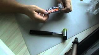 Ремонт вмятин на авто без покраски обзор инструмента с Алиэкспресс часть 2