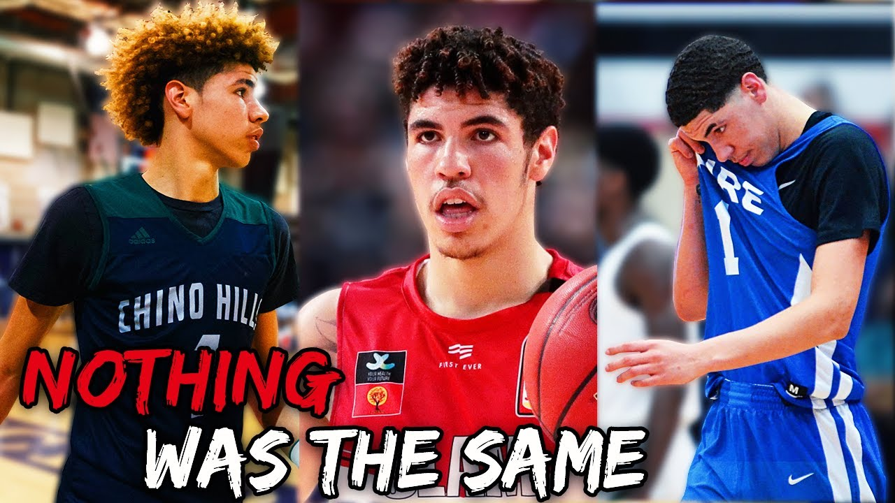 LaMelo Ball's Story Will Change Your Opinion of Him Forever