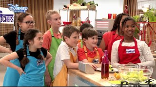 First Class Chefs - Salad Dressing Challenge! - Official Disney Channel Uk Hd