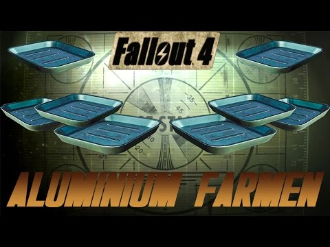 Fallout 4: Aluminium farmen (Deutsch/German)