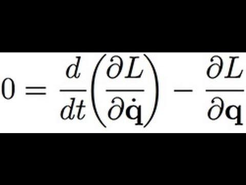 #2 Classical Mechanics - String sliding with Lagrangian