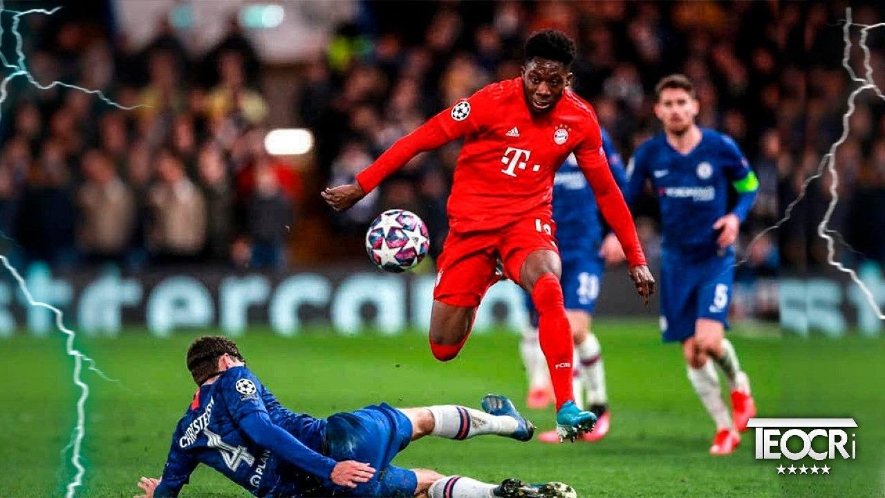 Explained: Can Alphonso Davies, Bayern's 19-year-old left back ...