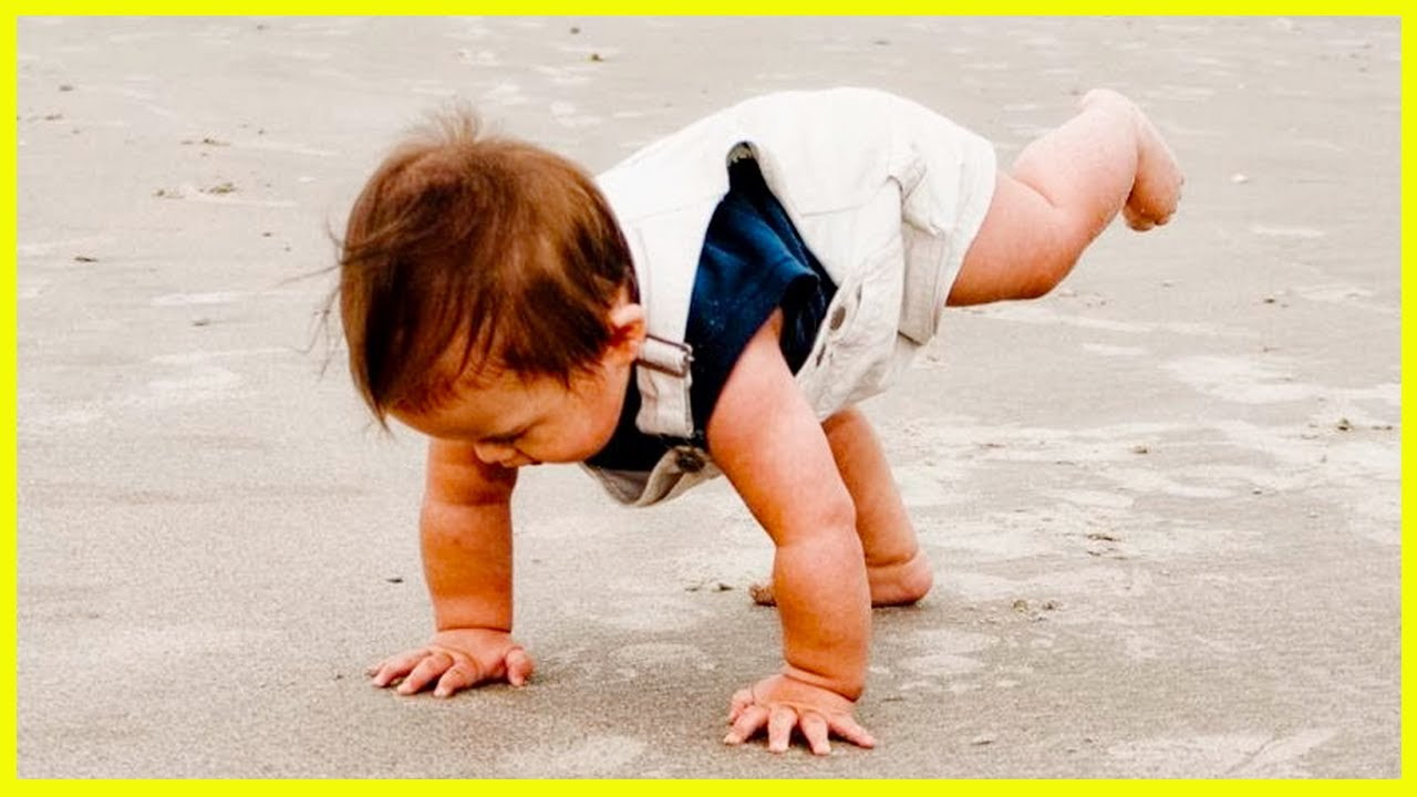 1001 Funny Babies Try To Exercise - Cute Babies Videos🥰
