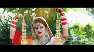 Inderjeet weds Kamaljeet II Wedding Highlight II Tejinder mann photography