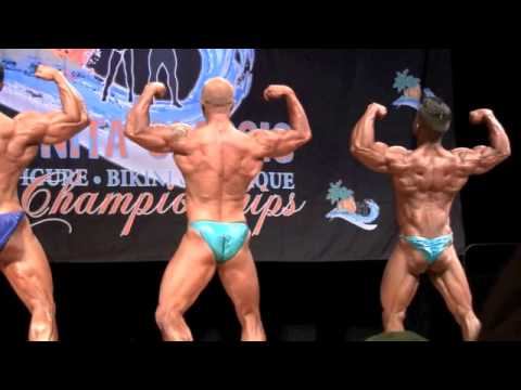 Jose Suarez Men's Bodybuilding Winner 2015 NPC Naples-Bonita Classic