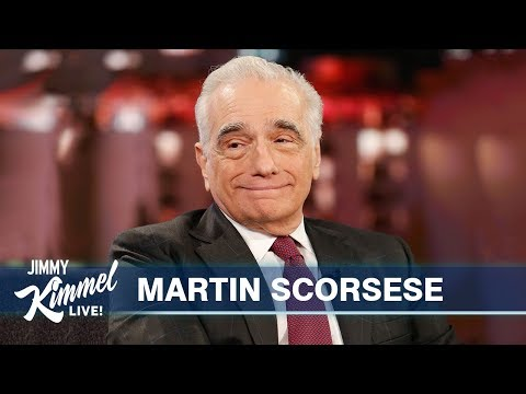 Martin Scorsese on Working with De Niro, Pacino & Pesci on The Irishman