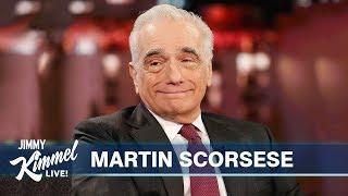 Martin Scorsese On Working With De Niro, Pacino & Pesci On The Irishman