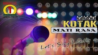 Kotak - Mati Rasa : OST Hangout ( Karaoke Instrumental Lirik Tanpa Vokal )