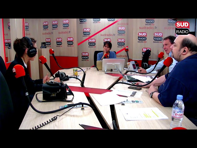 Sud Radio en direct - Élections Européennes 2019