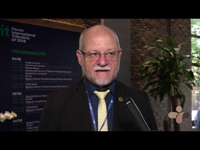 FIT 2018 | Paulo Pedrosa Presidente SINDIFISCO   SE