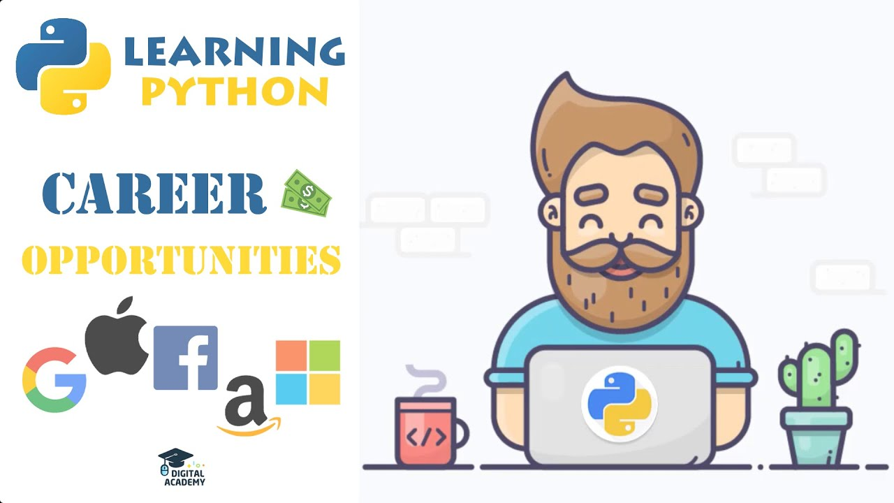 Career Opportunities in Python: Work at Google, Facebook, Apple