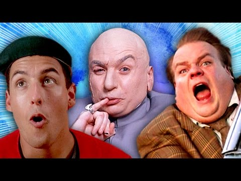 Top 10 Comedy Actors of the 1990s