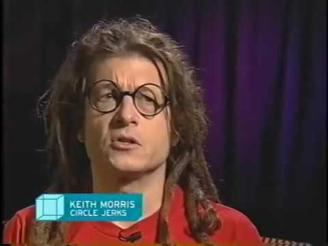 Circle Jerks Keith Morris