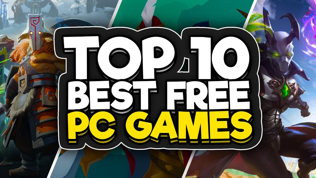 top 10 best free pc games on steam 2018 youtube. Black Bedroom Furniture Sets. Home Design Ideas