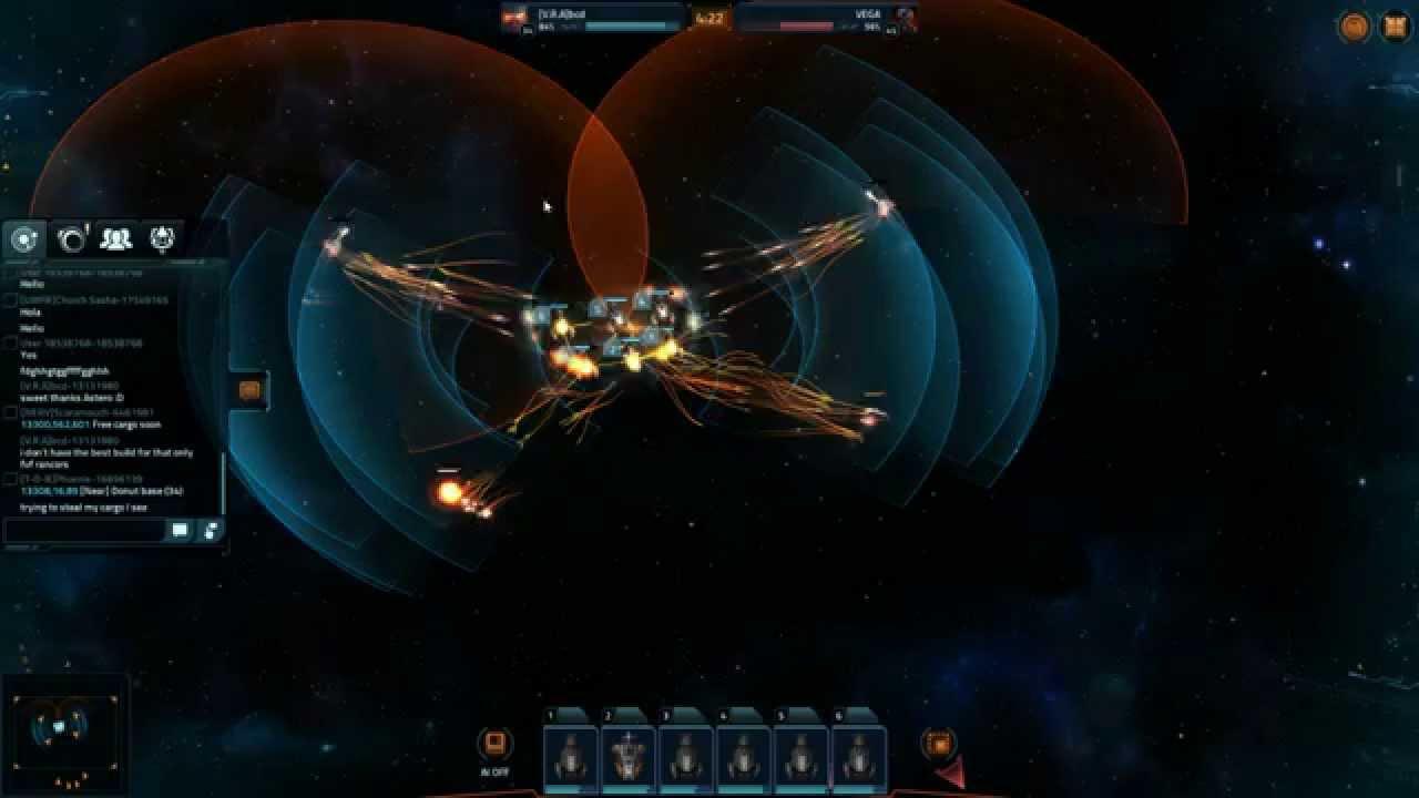 hydra missiles vega conflict