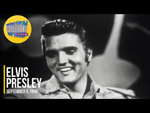 "Elvis Presley ""Don't Be Cruel"" (September 9, 1956) on The Ed Sullivan Show"