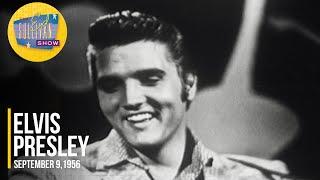 Elvis Presley Don T Be Cruel September 9 1956 On The Ed Sullivan Show Youtube