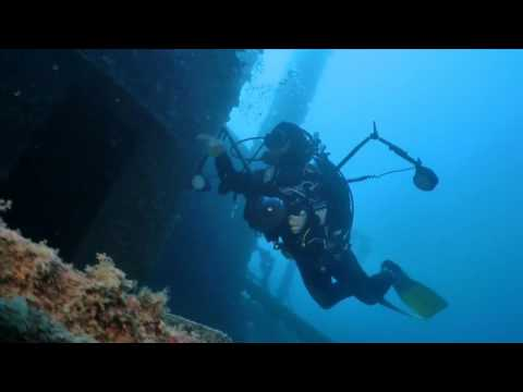 """LAURA """"C"""" -  LA NAVE DEI MISTERI - Y Cassiopea Underwater Reporter"""