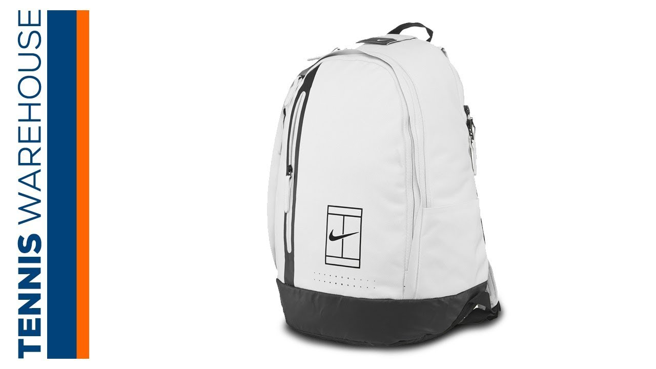 3333ab859f Nike Court Advantage Tennis Backpack - YouTube