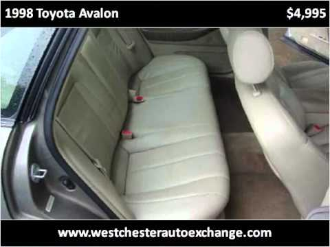 1998 Toyota Avalon Used Cars Cortlandt Manor NY