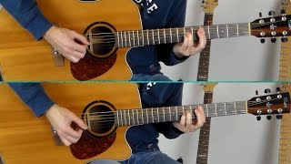 The Police - Every Breath You Take - Acoustic (Guitar Tutorial)