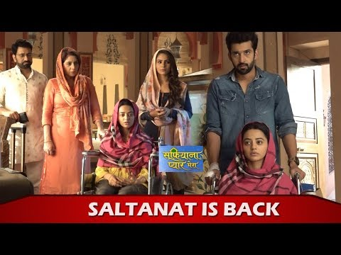 Sufiyana Pyaar Mera: Zaroon Bring Saltanat Back Home, Rubina Declares To Leave Home