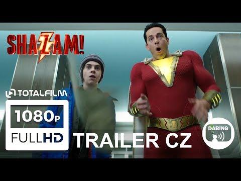 Shazam! (2019) CZ dabing HD trailer