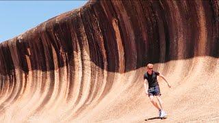 Wave Rock (Heyden) - West Australien