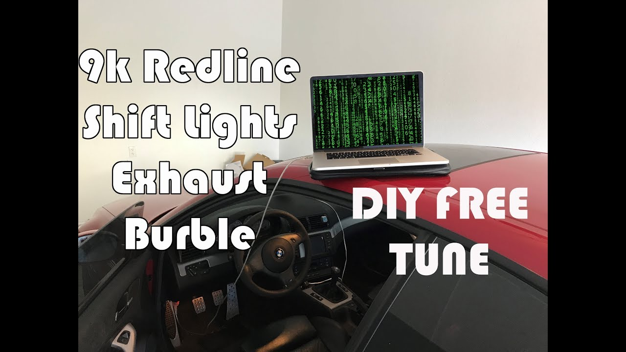 How to Tune Your BMW For FREE!!!