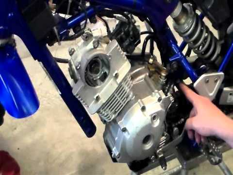 how to rebuild top end for yamaha ttr125 part ii assembly youtube rh youtube com Yamaha Scooter 125Cc 125Cc Speed