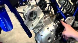 How to Rebuild Top End for Yamaha TTR125 Part II Assembly