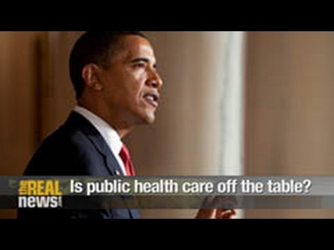 Is public health care off the table?