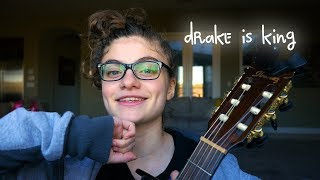 Drake - Hold On, We're Going Home (Cover by Sophie Pecora)
