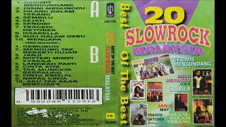 20 Best of The Best SLOWROCK MALAYSIA (1998)