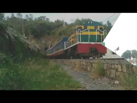 Tàu anh qua núi - phiên bản Tôi yêu đường sắt Việt Nam